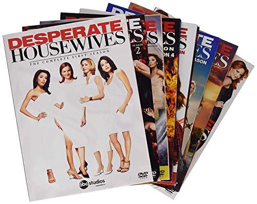Desperate Housewives Complete Collection - Season 1-8 [DVD] by Teri Hatcher