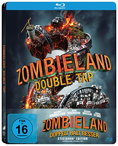 Zombieland: Doppelt hält besser [Blu-ray Steelbook]