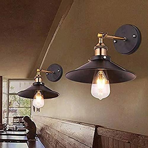 Wandlamp voor boten, vintage, herfst, country bar, wandlamp, retro, wandlamp, paden, decoratie