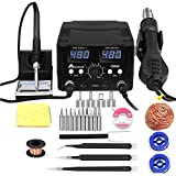 Best Soldering Guns - MYPOUOS 2 IN 1 750W LED Digital Soldering Review