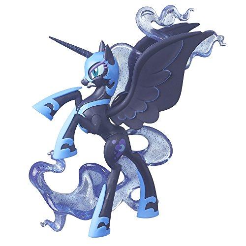 Mein kleines Pony B7300 Nightmare Moon Sculpture Freundschaft Magie 8 Zoll Spielzeug Guardians of Harmony