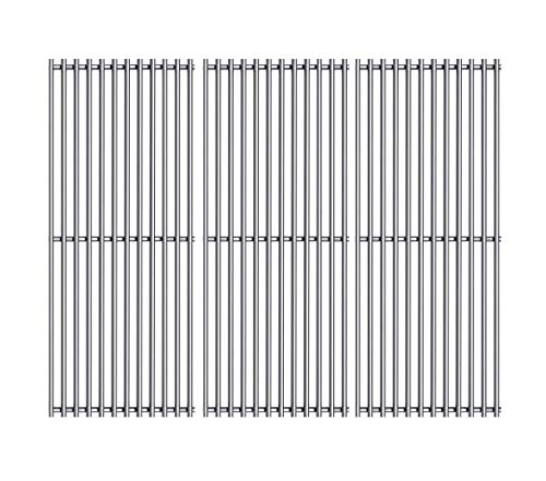Htanch SF1593(3-Pack) 16 1 4  Stainless Steel Cooking Grates Grid for Backyard BY12-084-029-98, BY13-101-001-13, BY14-101-001-04, Uniflame GBC1059WB, GBC1059WB-C, GBC1059WE-C, GBC1069WB-C, GBC1143W-C