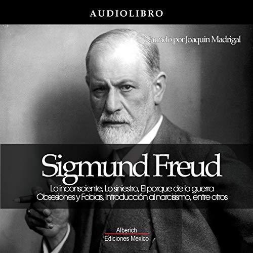 『Sigmund Freud (Spanish Edition)』のカバーアート