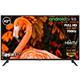 TV LED INFINITON 42' INTV-42MA900 Full HD 700HZ - Smart TV - Android 9.0 - Reproductor y Grabador USB - HDMI - HbbTV