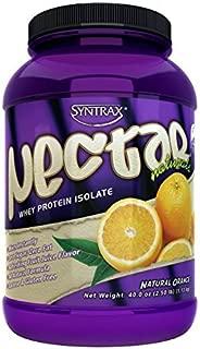 Nectar Naturals, Natural Orange, 2.5 Pounds