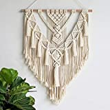 Large Macrame Wall Hanging Tapestry For...