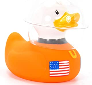 Bud Duck ~ Collectible Deluxe Rubber Duck ~ Space/astronaut