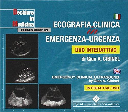 Ecografia clinica in emergenza-urgenza. DVD