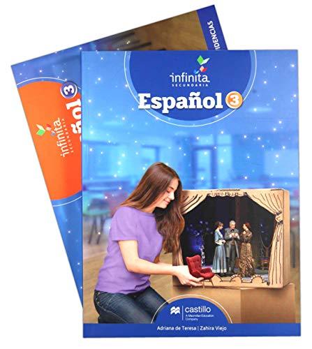 Español 3 + Cuaderno de evidencias