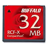 BUFFALO RCF-X32MY コンパクトフラッシュ 32MB