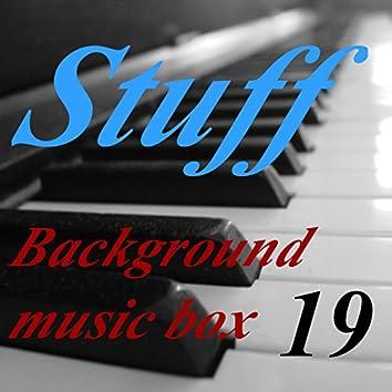 Background Music Box, Vol. 19
