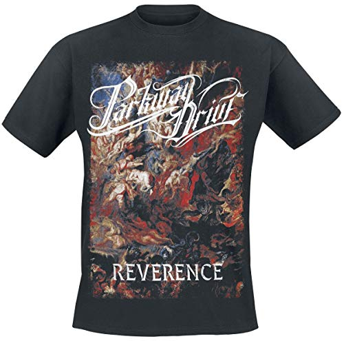 Parkway Drive Reverence - Cover Männer T-Shirt schwarz S 100% Baumwolle Band-Merch, Bands