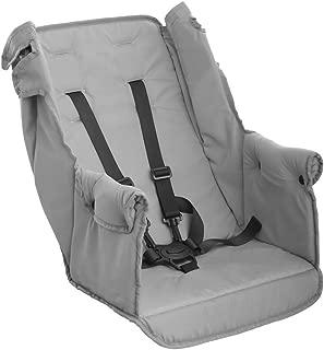 JOOVY Caboose Rear Seat, Gray
