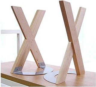 Stylish Simplicity bookshelf Simple creative desktop bookshelf, book file stand clip book stand Floor-standing bookshelf