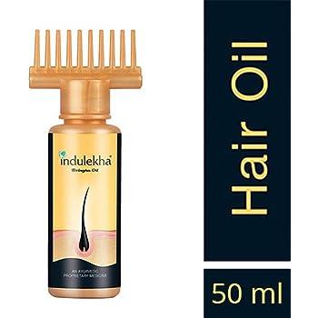 Indulekha Bhringa Hair Oil, 50ml Pack of 2