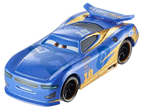 Mattel Disney Cars DXV42 - Disney Cars 3 Die-Cast Danny Swervez