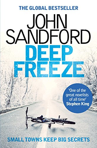 Sandford, J: Deep Freeze (Virgil Flowers 10)