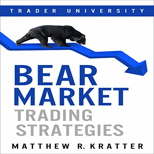 Bear Market Trading Strategies audiobook cover art