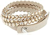 Swarovski Pulsera Power Collection, Beige