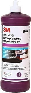 3M Perfect-It EX Rubbing Compound - 1 Quart - 36060-6PK
