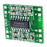 Generic CT-PAM8403 Pam8403 Dc Amplifier Board Class D Usb Power Audio Module, 5v