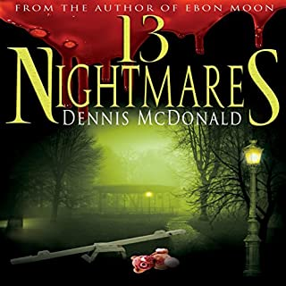 13 Nightmares audiobook cover art