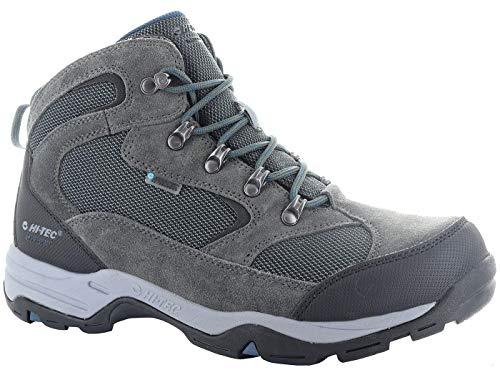 Hi-Tec Hitec Trekking-Schuhe, Storm WP, grau-blau - 39
