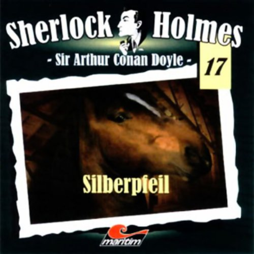 Silberpfeil audiobook cover art