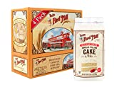 Bob's Red Mill Gluten Free Vanilla Yellow Cake Mix, 19-ounce (Pack of 4) (Package May Vary)