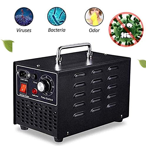 Check Out This WFGZQ Commercial Ozone Generator High Capacity Ozone Generator Industry 10,000 MG/H Ozone Machine for Smoke and Pet Cars Applicabile Applicable Area 150M2