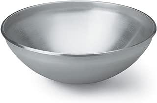 Vollrath Heavy Duty S/S 80 Qt Mixing Bowl, Quart, Silver
