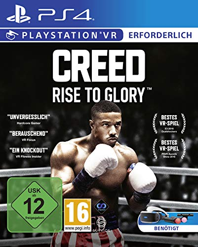 VR Creed: Rise to Glory PS-4 [Import allemand]