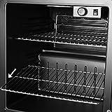Weinkühlschrank, Mini kühlschrank, Getränkekühlschrank von 16 Flaschen 46L/ 4-16℃/ 43dB - 5
