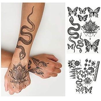 Best snake tattoos Reviews