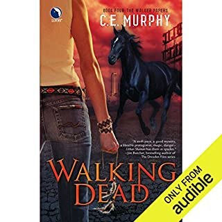 Walking Dead audiobook cover art