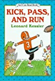 Kick, Pass, and Run (An I Can Read Book)