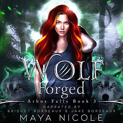 Wolf Forged cover art
