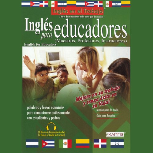 Ingles Para Educadores (Texto Completo) [English for Educators] audiobook cover art