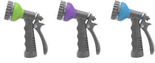 Garden Bloom 4997BL 7-Pattern Nozzle, 6-Pack, Assorted Colors