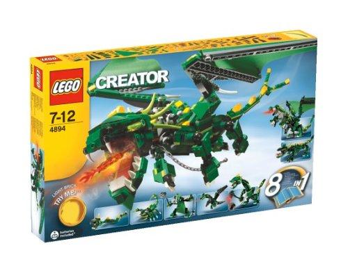 LEGO Creator 4894 - Drachen