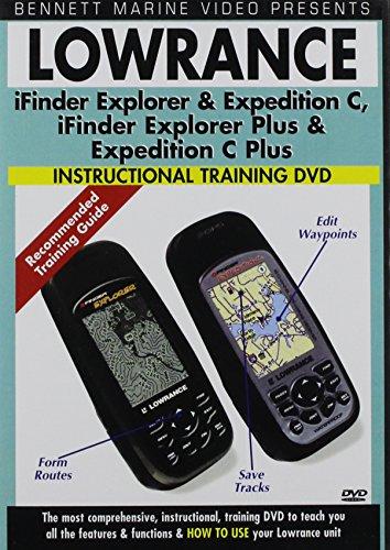 Lowrance Explorer C/Plus Expedition C/Plus GPS