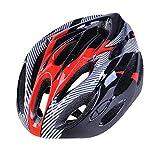 MTB Road Bicicleta Casco de bicicleta Ciclismo Montaña Adultos Deportes al aire libre Casco de seguridad para adultos ligero casco de bicicleta para hombres y mujeres casco de bicicleta ajustable
