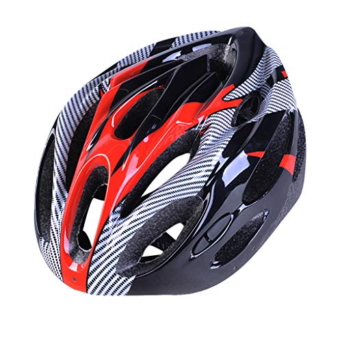 MTB, Rennrad-Fahrradhelm, Unisex-Schutzhelm für Mountainbike-Outdoor-Sportarten, Rennradfahren