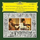 Bach, J.S.: Violin Concertos Nos. 1 & 2, BWV 1041 & 1042; Concerto For 2 Violins, Strings And Continuo In D Minor, BWV 1043 [Vinilo]
