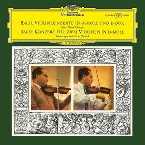 Bach, J.S.: Violin Concertos Nos. 1 & 2, BWV 1041 & 1042;...