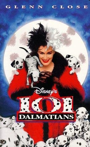 Disney's 101 Dalmatians [VHS]