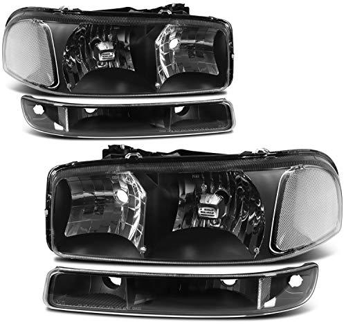 05 sierra clear headlights - 8