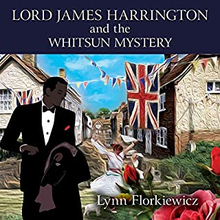 Lord James Harrington and the Whitsun Mystery cover art
