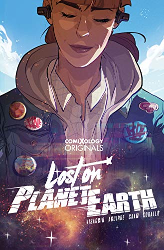 Lost On Planet Earth (comiXology Originals) (English Edition)