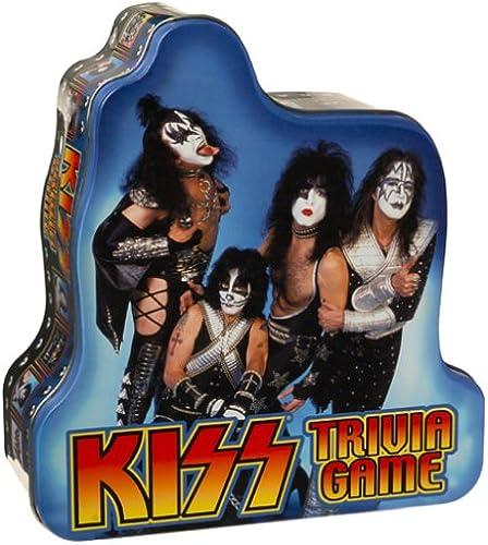 Kiss Trivia Board Game